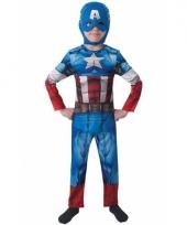 Superhelden kostuum captain america