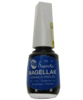 Superstar nagellak zwart