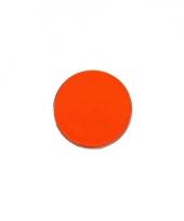 Superstar schmink neon oranje