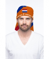 Supporter bandana holland
