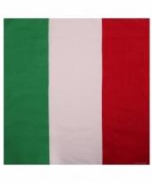 Supporters bandana italie 55 cm