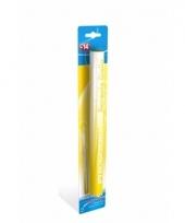 Supporters fakkel geel 36 cm 60 sec