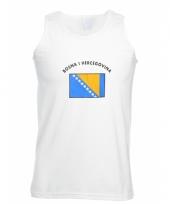 T shirt vlag bosnie and herzegovina
