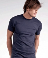 T shirts van alan red milano