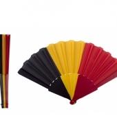 Tafel decoratie belgische vlag
