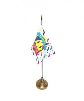Tafelvlag happy birthday 40