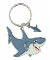 Tas sleutelhanger haai 5 cm