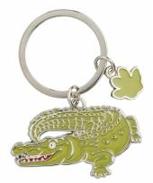 Tas sleutelhanger krokodil 5 cm