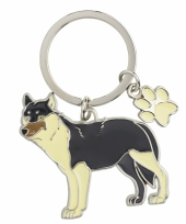 Tas sleutelhanger wolf 5 cm