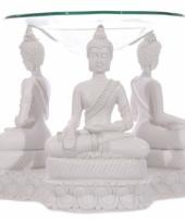 Thaise boeddha oliebrander