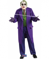 The joker outfit volwassenen