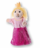 Theater pop pluche prinses 30 cm