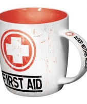 Theebeker first aid 33 cl