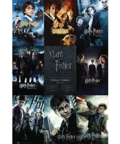 Thema harry potter maxi poster 61 x 91 cm
