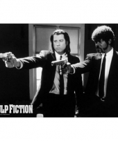Themafeest pulp fiction poster 61 x 91 5 cm 10062826