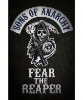 Themafeest sons of anarchy poster 61 x 91 5 cm