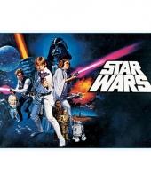 Themafeest star wars poster 61 x 91 5 cm