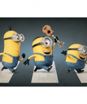 Themafeestje minions poster 61 x 91 5 cm