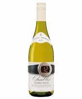 Thermometer voor een wijn fles