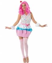 Toetjes kostuum cupcake