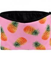 Toilettas ananas design