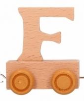 Trein met de letter f