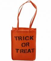 Trick or treat snoeptasje maken pakket
