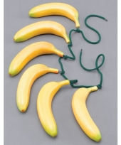 Tropische bananen riem