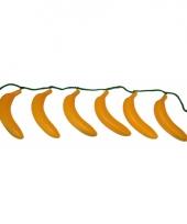 Tropische verkleedaccessoires bananenriem