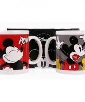 Twee mickey mouse koffiemokken