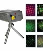 Twinkling laser apparaat