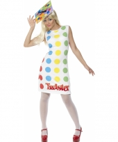 Twister jurkje volwassenen