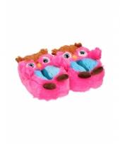 Uilen pantoffels voor kinderen