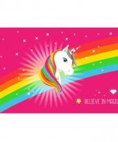 Unicorn placemats 44 x 28cm