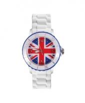 Union jack engeland supporters horloge