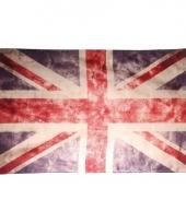 Union jack vintage vlag 150 x 90 cm