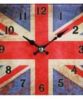 United kingdom glazen klokje