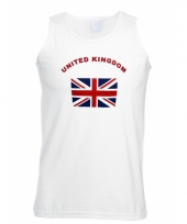 United kingdom vlag tanktop