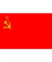 Ussr mega vlag 150 x 240 cm rusland