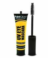 Uv make up oranje mascara