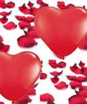 Valentijn decoratie pakket