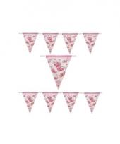 Valentijn vlaggenlijn 10 meter