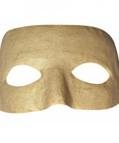 Venetiaans oogmasker papier mache 10054437