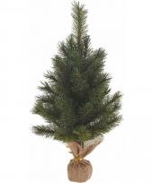 Vensterbank kerstboom 45 cm
