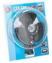 Ventilator voor in de vrachtwagen auto met 24v aansluiting