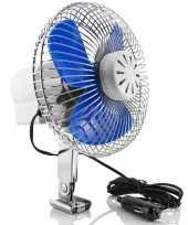 Ventilator voor in de vrachtwagen met geur en 24v aansluiting