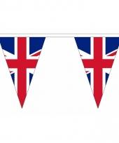 Verenigd koninkrijk versiering vlaggenlijn 5 m