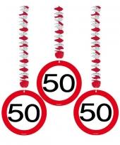 Verjaardag versiering 50 jaar
