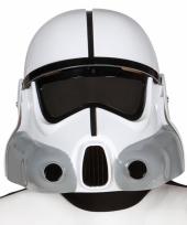 Verkleed accessoires star trooper helm