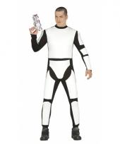 Verkleed accessoires star trooper kostuum